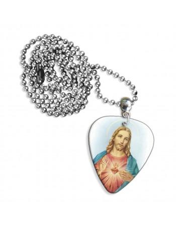 Jezus ketting met plectrum