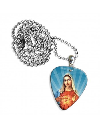 Maria necklace with plectrum