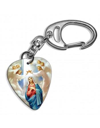 Maagd Maria plectrum...