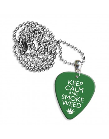 Keep calm and smoke weed on...