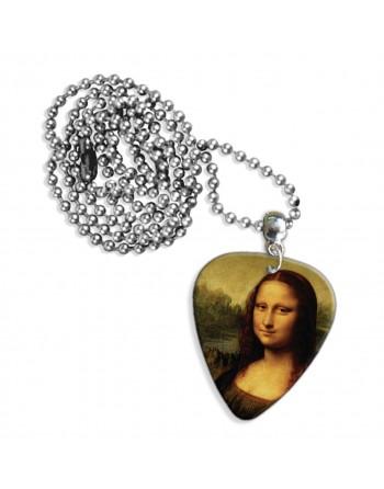 Mona Lisa Da Vinci ketting...