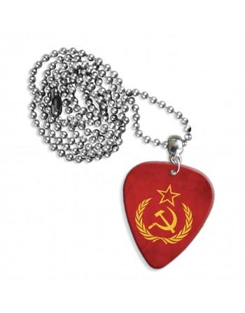 Sovjet Unie vlag met hamer...