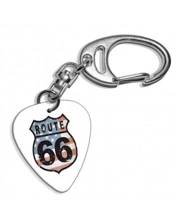 Route 66 plectrum...