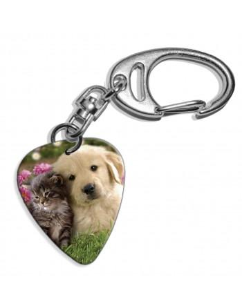 Puppy en kitten plectrum...