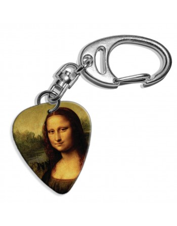 Mona Lisa Da Vinci plectrum...