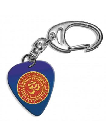 Hindu God Gayatri plectrum...