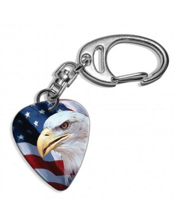 Amerikaanse vlag met...