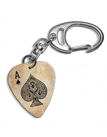 Ace of Spades plectrum key...