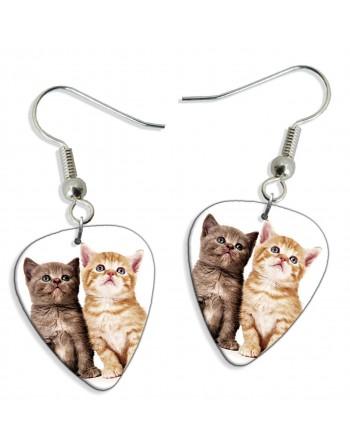 2 lieve katjes plectrum...