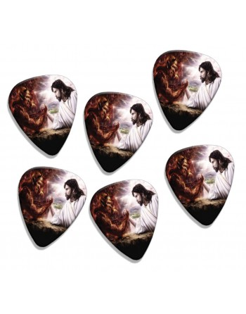 Good vs Evil plectrums