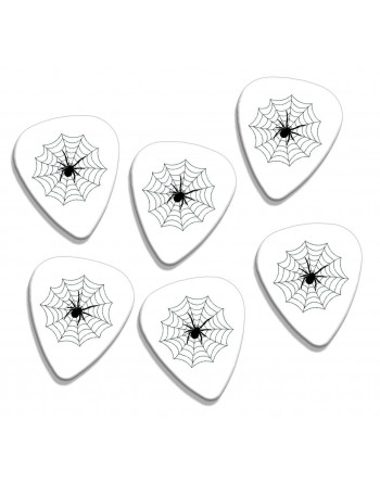 Spinnenweb plectrums