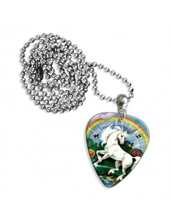Unicorn ketting met plectrum