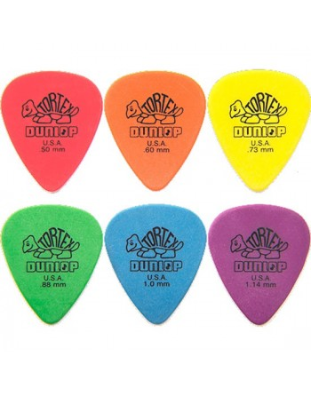 Dunlop Tortex plectrum...