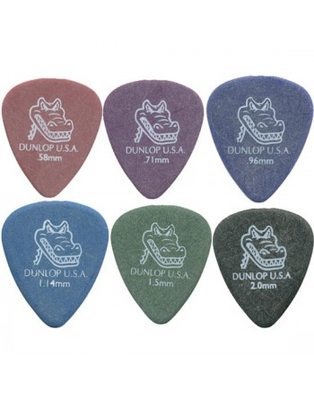 Dunlop Gator Grip pick...