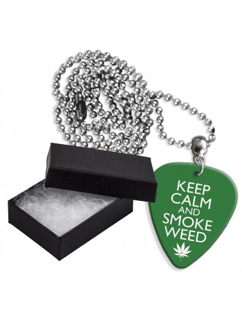 Keep Calm and Smoke Weed...