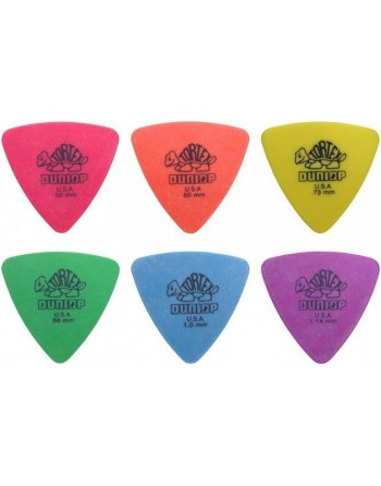 Dunlop Tortex bass pick...