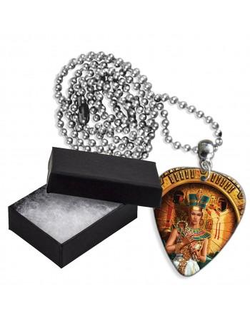 Cleopatra aluminum pick chain