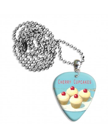 Kersen Cupcakes plectrum...