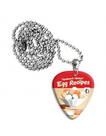 Egg Recipes plectrum ketting