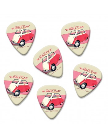 Bubble Car plectrums