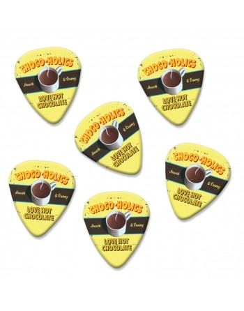 Hot Chocolate plectrums