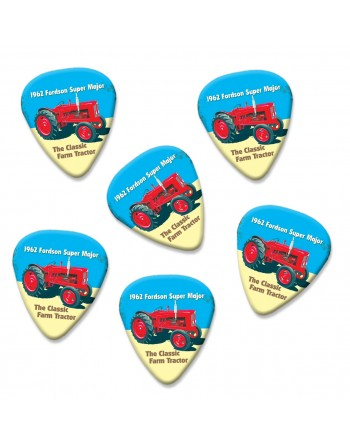 Fordson Tractor plectrums