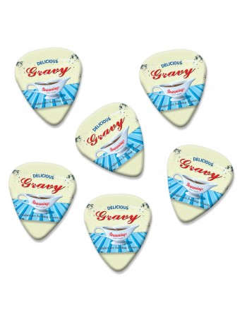 Brownings Gravy plectrums