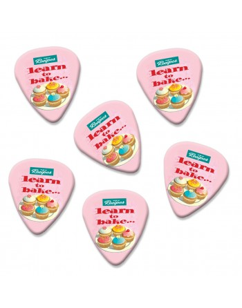 Learn to Bake plectrums