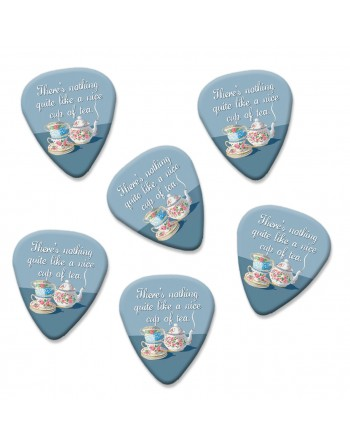 Thee Servies plectrums