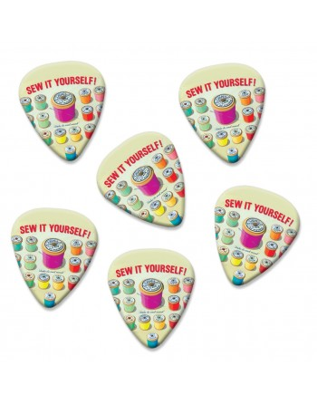 Sew it Yourself plectrums