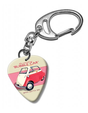 Bubble Car plectrum...