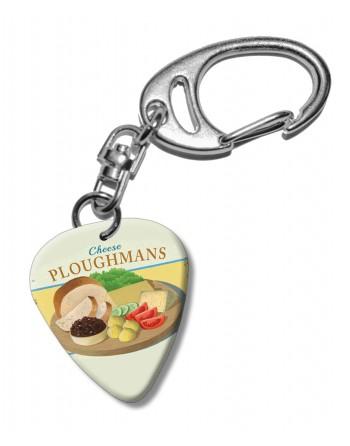 Ploughmans Cheese plectrum...