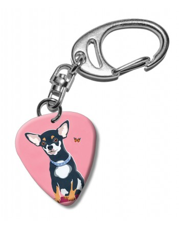 Chihuaha hond plectrum...