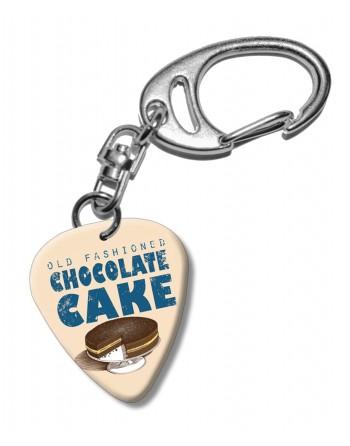 Chocolade Cake plectrum...