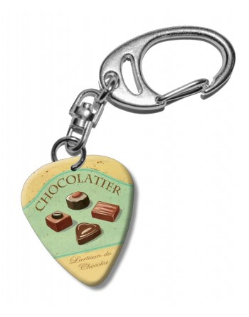 Chocolatier plectrum...