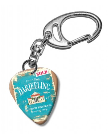 Darjeeling Thee plectrum...