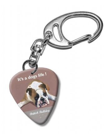 Engelse Bulldog hond...