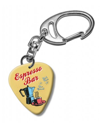 Espresso Bar plectrum...