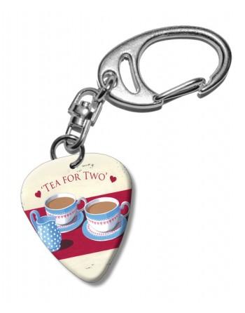 Tea for Two plectrum...