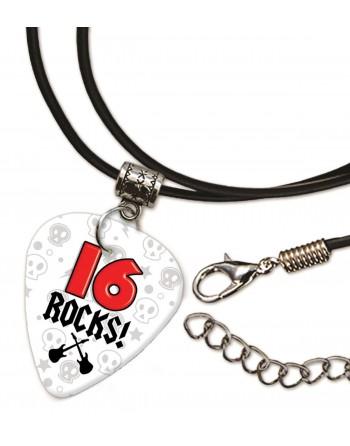 16 Rocks ketting met plectrum