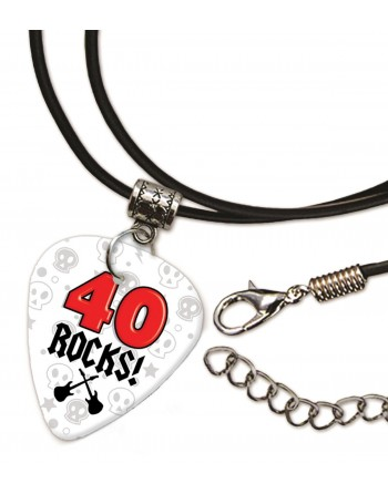 40 Rocks ketting met plectrum