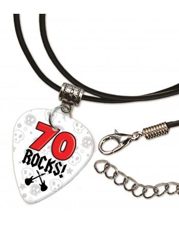 70 Rocks ketting met plectrum
