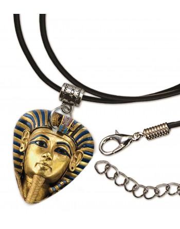 Egyptische farao Toetanchamon ketting met plectrum