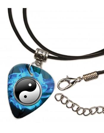 Yin Yang ketting met plectrum