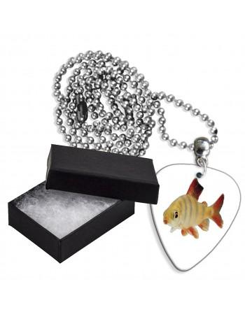Goldfish aluminum pick chain
