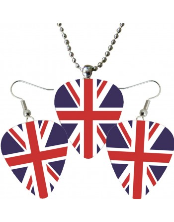 Plectrum necklace and...
