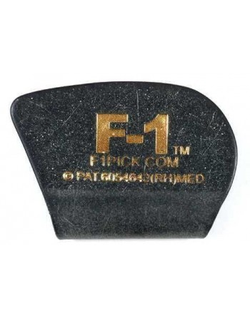 F-1 plectrum medium