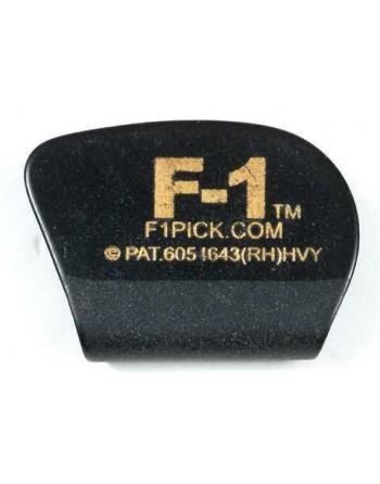 F-1 plectrum heavy