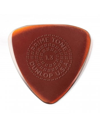 Dunlop Primetone Sculpted Ultex Small Triangle plectrum met grip 1,30 mm