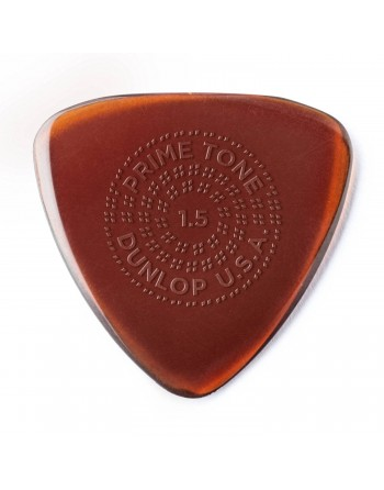 Dunlop Primetone Sculpted Ultex Small Triangle plectrum met grip 1,50 mm